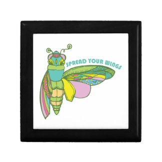 Spread Your Wings Jewelry Box