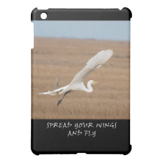 Spread Your Wings Cover For The iPad Mini