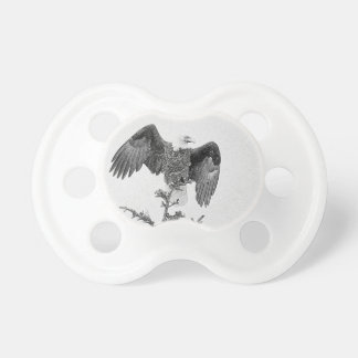 Spread Your Wings Baby Pacifier