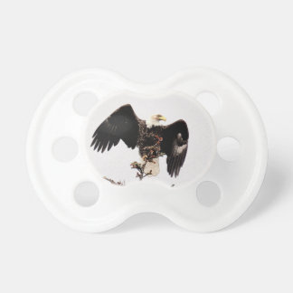 Spread Your Wings Baby Pacifiers