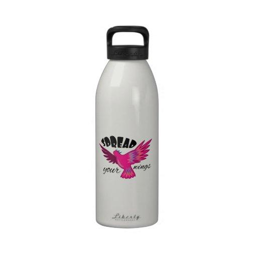 Spread Your Wings Water Bottles