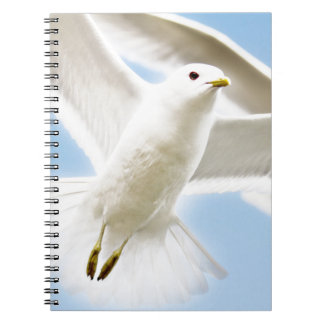 Spread your wings wild duck escape away note book