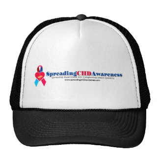 Spreading CHD Awareness Hat