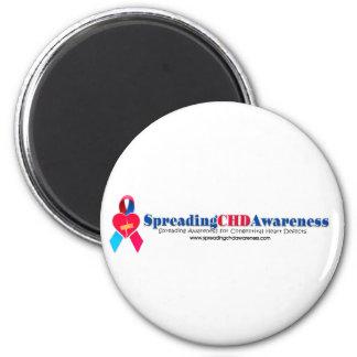 Spreading CHD Awareness Magnet