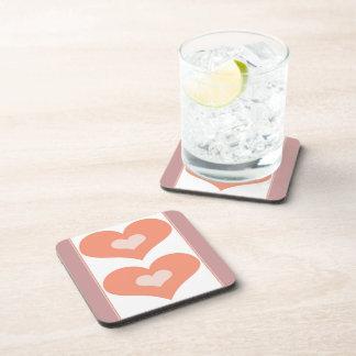 Spreading Love Beverage Coaster