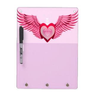 Spreading Love_ Dry-Erase Board