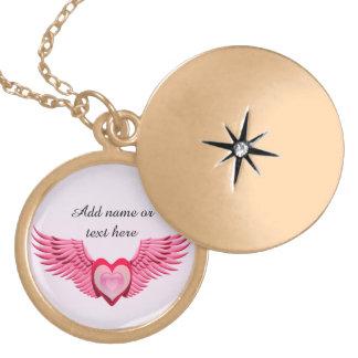 Spreading Love_ Locket Necklace