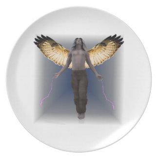 Spreading My Wings Dinner Plate