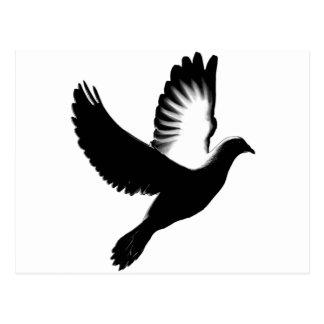 Spreading my Wings,Faith_ Postcard