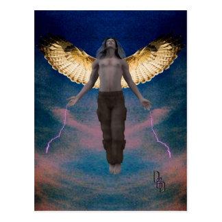 Spreading My Wings Postcard