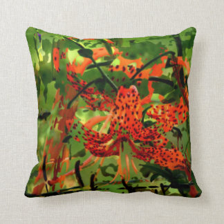 Spreading the Best of Nature American MoJo Pillow