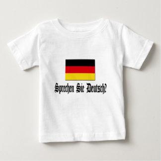 Sprechen Sie Deutsch? Baby T-Shirt