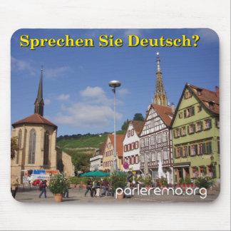 ¿Sprechen Sie Deutsch? Esslingen Neckar, Germa Tapete De Ratón