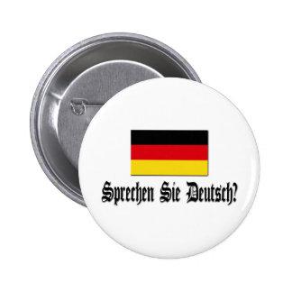 ¿Sprechen Sie Deutsch? Pins
