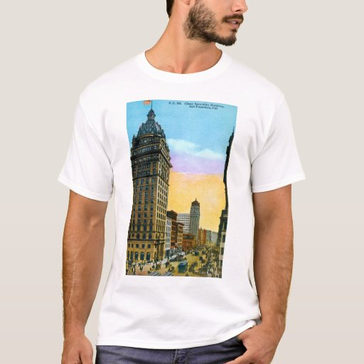 Spreckles Building T-Shirt