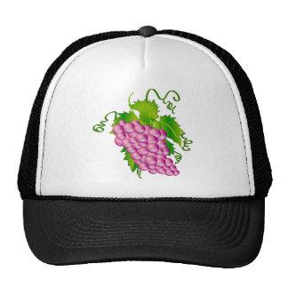 Sprig of Grapes Trucker Hat