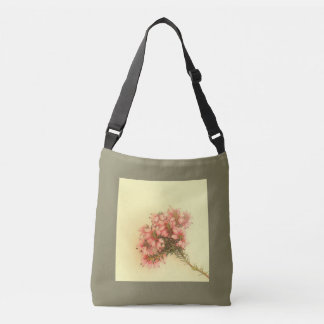 Sprig of Heather Crossbody Bag