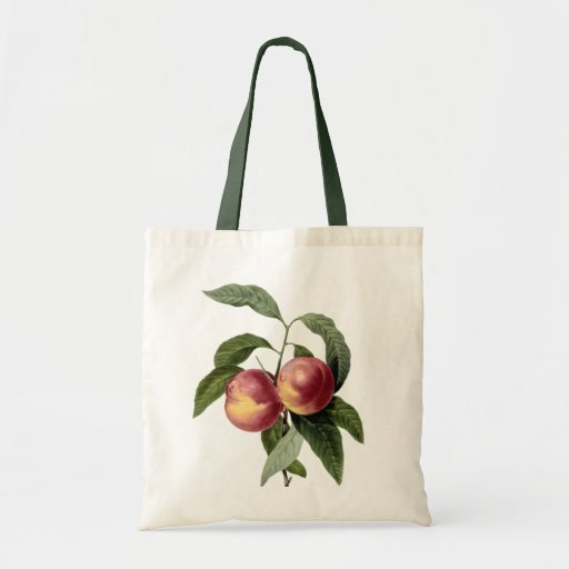 Sprigs of Fruit Tote Bags
