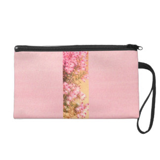 Sprigs of Pink Heather Bag