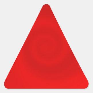 Spril Image Triangle Sticker