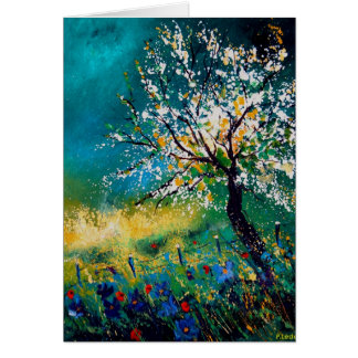 spring450408 greeting cards