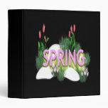 Spring 11 binders