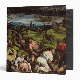 Spring, 1576 3 ring binder