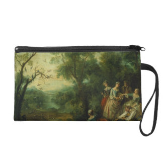 Spring, 1738 (oil on canvas) wristlet