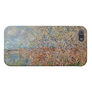 Spring, 1880-82 case for iPhone SE/5/5s
