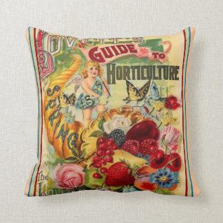 Spring 1895 Lovett's Horticulture Pillow