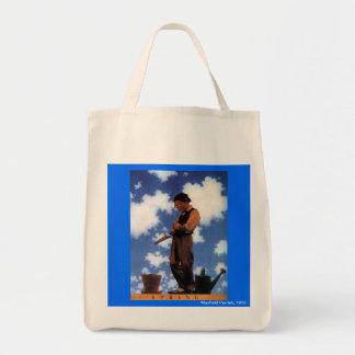 Spring 1922 canvas bag