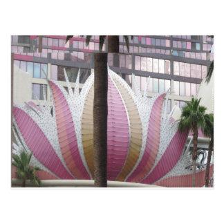 Spring 2014 Las Vegas CherryHILL NJ USA Skyline Postcard
