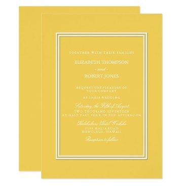Beach Themed Spring 2017 Designer Colors Primrose Yellow Card