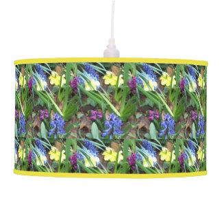Spring #4 pendant lamp