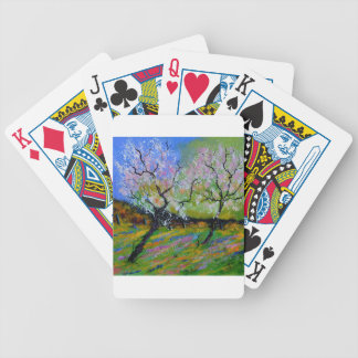 spring 8861.JPG Bicycle Playing Cards