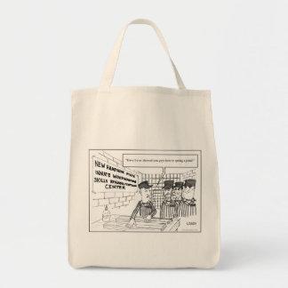 Spring a Joint Cartoon Bag