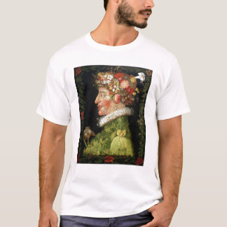 Spring, a series depicting the four seasons T-Shirt