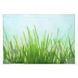 Spring Abstract Nature Background Cloth Placemat