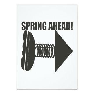 Spring Ahead 2 Custom Announcements