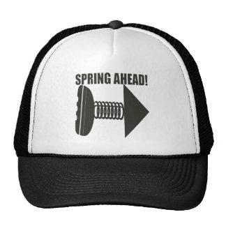 Spring Ahead 2 Trucker Hat