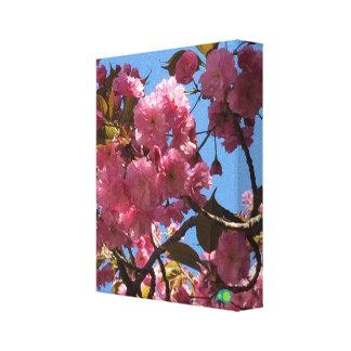 spring alive canvas print