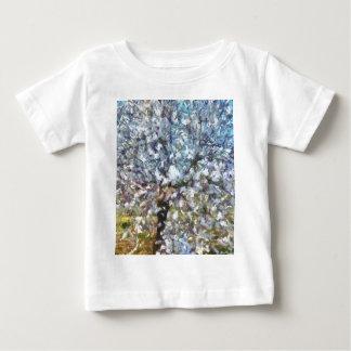 Spring Almond Blossom Baby T-Shirt