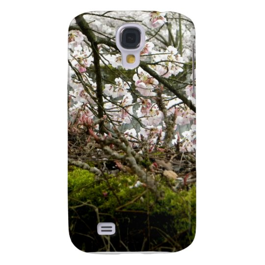 Spring and Moss Galaxy S4 Cover