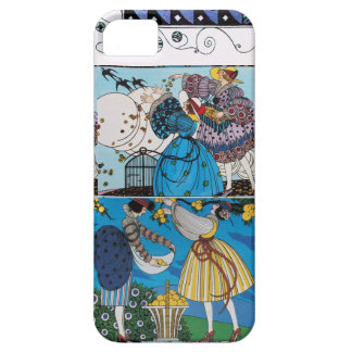 SPRING AND SUMMER / FASHION COSTUME DESIGNER iPhone 5 COVERS