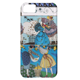 SPRING AND SUMMER / FASHION COSTUME DESIGNER iPhone 5C COVER