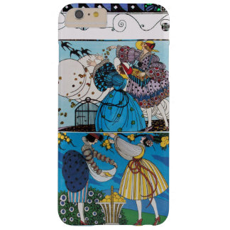 SPRING AND SUMMER / FASHION COSTUME DESIGNER BARELY THERE iPhone 6 PLUS CASE