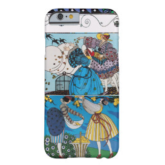 SPRING AND SUMMER / FASHION COSTUME DESIGNER BARELY THERE iPhone 6 CASE