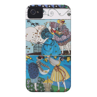 SPRING AND SUMMER / FASHION COSTUME DESIGNER Case-Mate iPhone 4 CASE