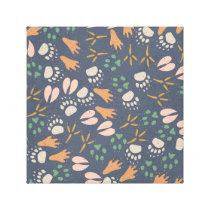 Spring Animal Prints Pattern