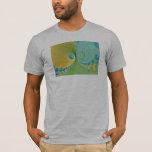Spring Arrives - Fractal Art T-Shirt